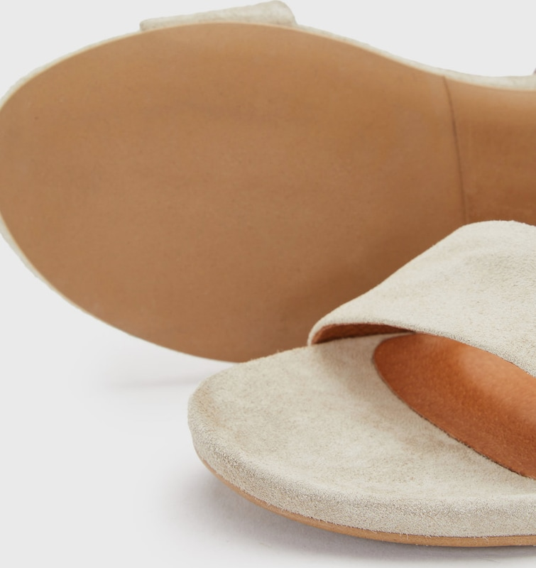 Haltbare Mode billige Gut Schuhe Bianco | Wildleder Sandalen Schuhe Gut billige getragene Schuhe 0e5633