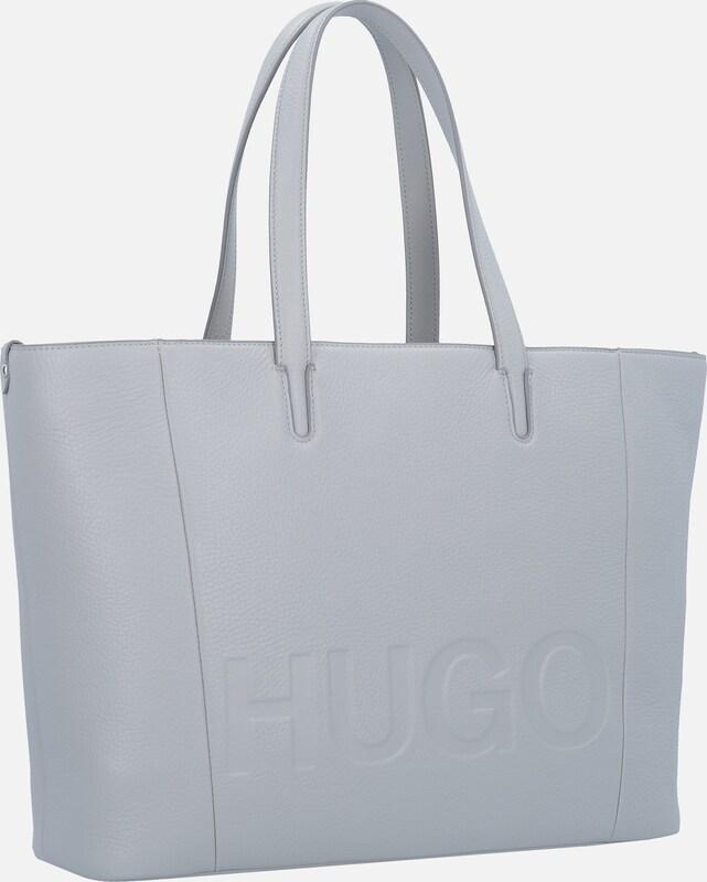 HUGO Mayfair Shopper Tasche Leder 37 cm