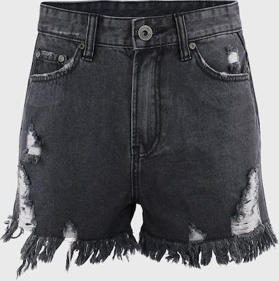 trueprodigy Shorts 'Frayed #911' in schwarz, Produktansicht