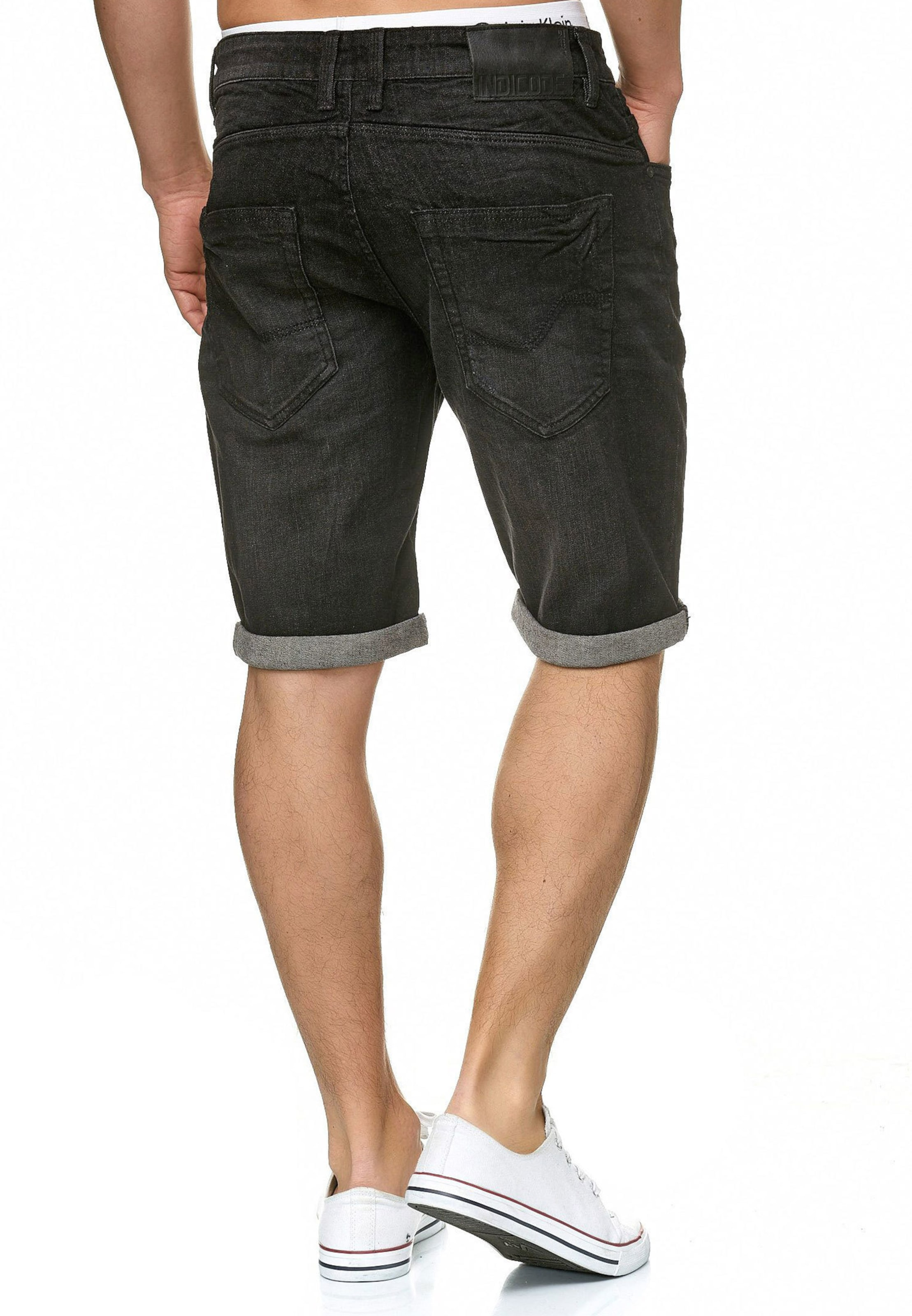 Jeans Jean ' Indicode Schwarz Caden En QrdthBsCx