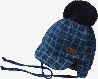 STERNTALER Schirmmütze in blau / hellblau: Frontalansicht
