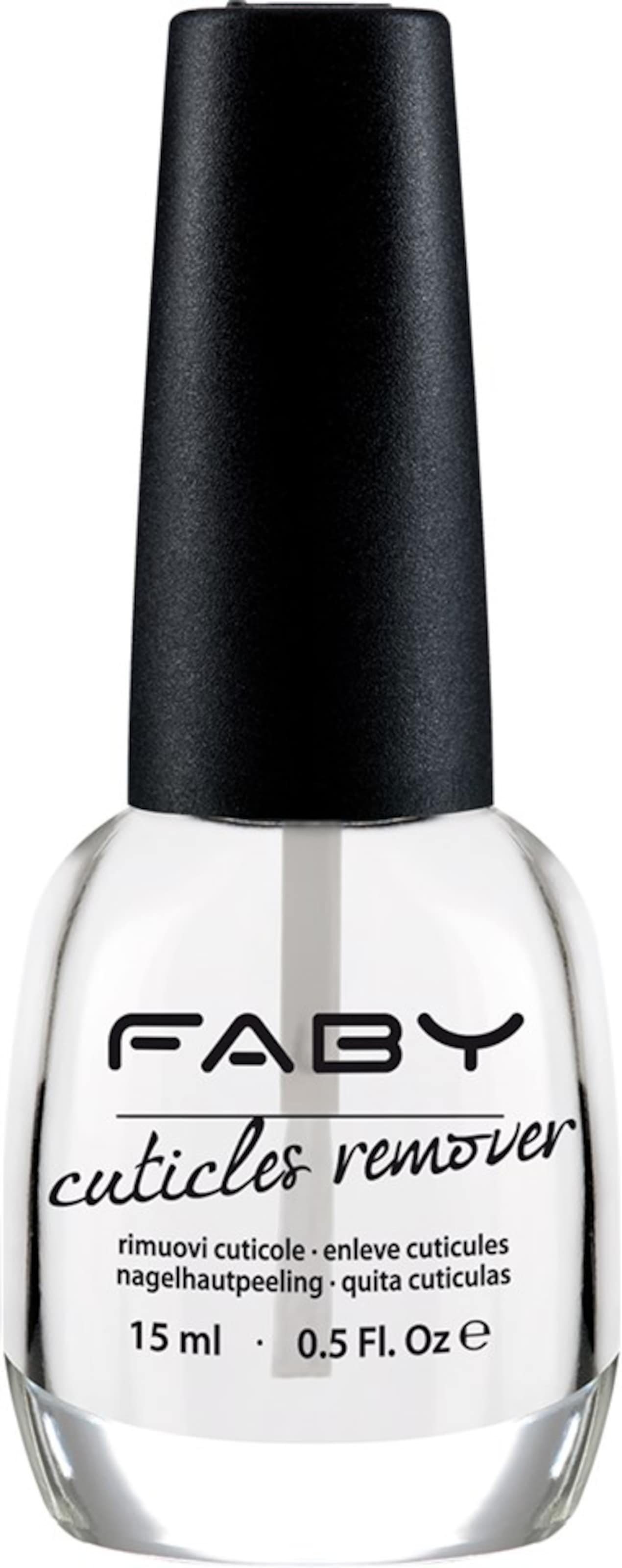 FABY 'Cuticles Remover', Nagelhaut-Gel