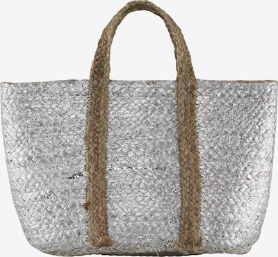 heine Shopper in silber, Produktansicht