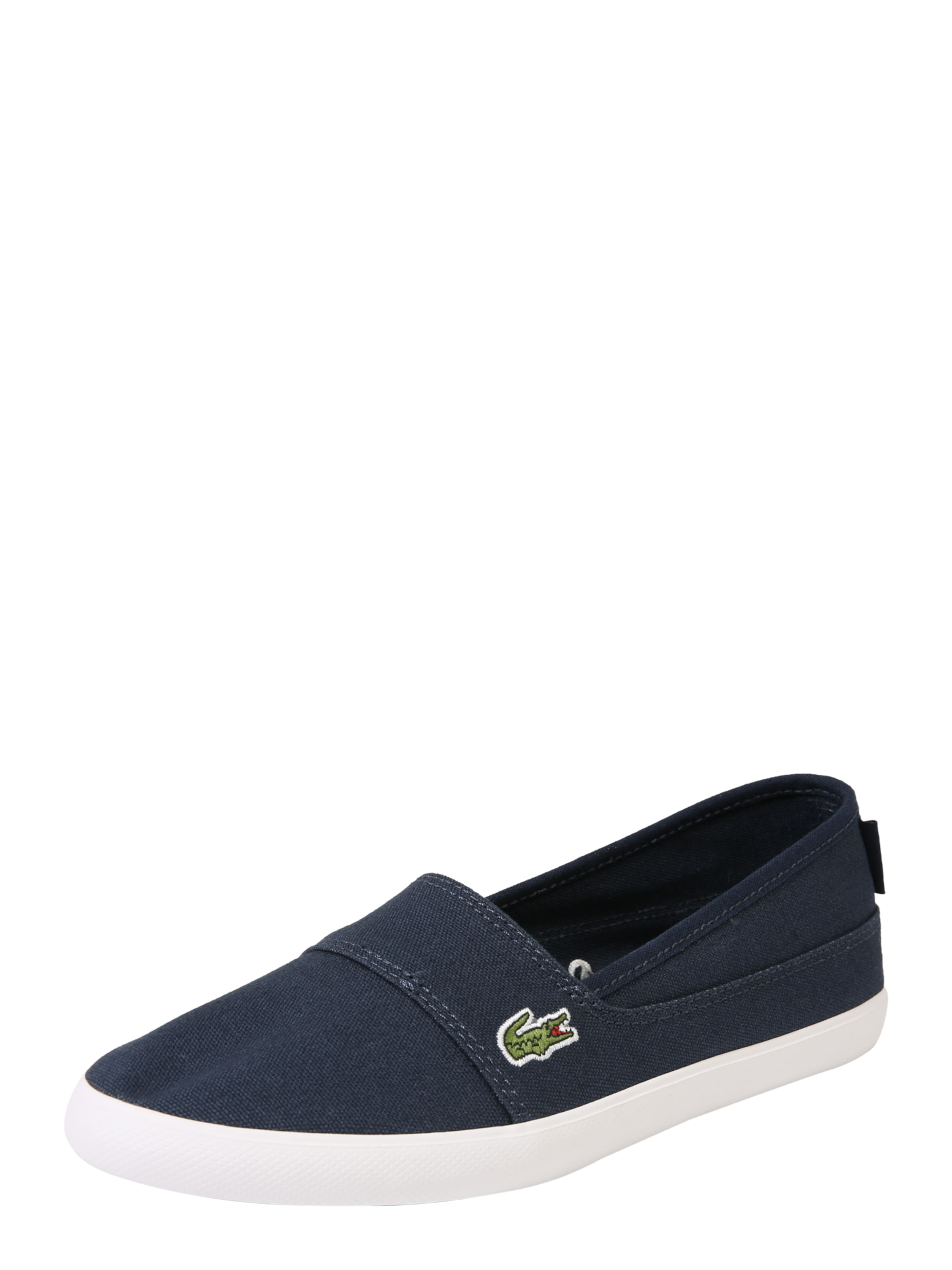 'marice' En Bleu Chaussons Lacoste Marine bfyIgvY67