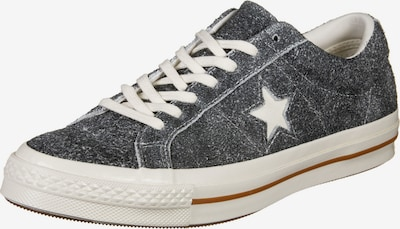 CONVERSE Schuhe 'One Star Ox' in grau / schwarz, Produktansicht