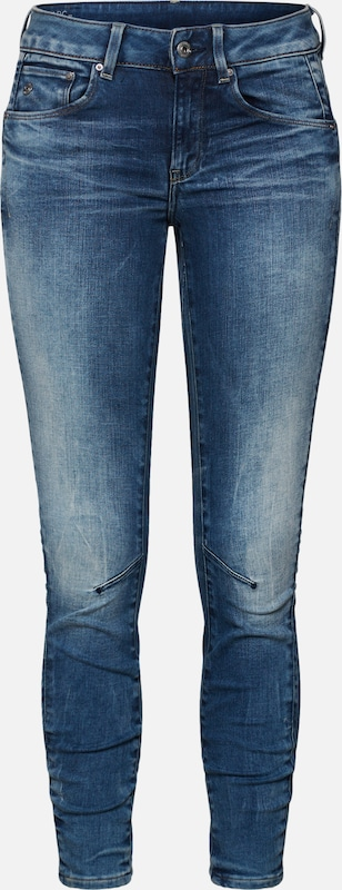 Raw Blauw 3d' G star 'arc Denim Jeans In yYfb6g7