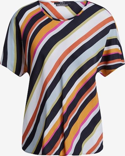 SET Bluse in orange / pink / schwarz, Produktansicht