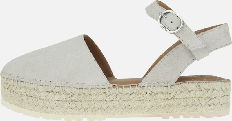 SHABBIES AMSTERDAM Espadrille LOAFER SUEDE