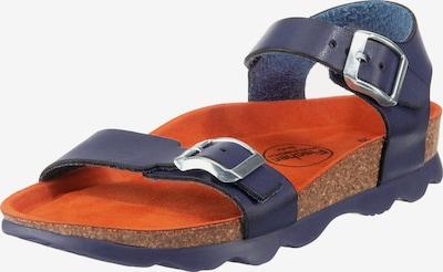Fischer-Markenschuh Sandale in marine, Produktansicht