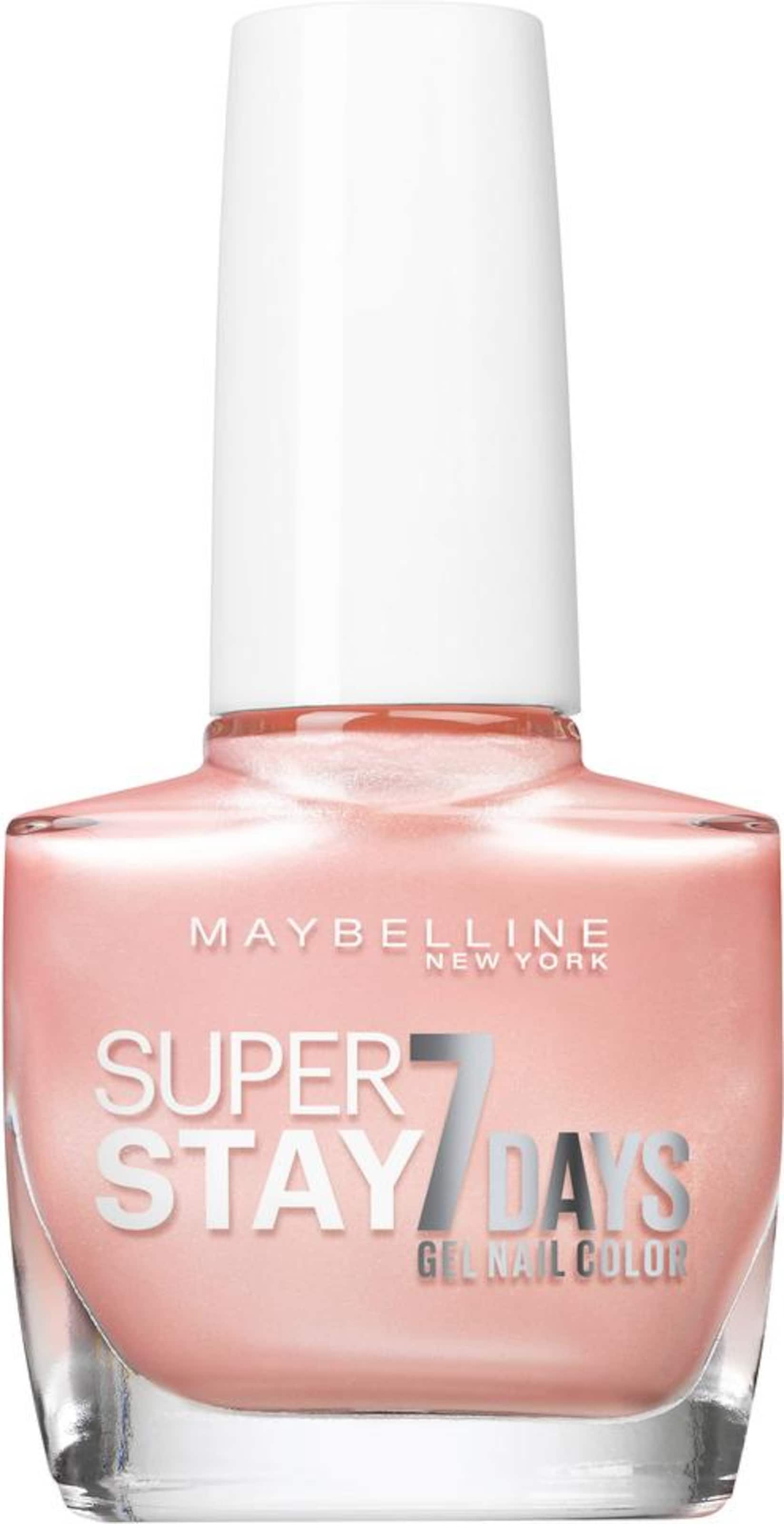 7 York In Nagellack Maybelline Altrosa 'nagellack Superstay New Days ' rdCBoxe