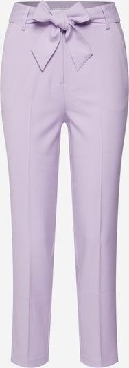 EDITED Spodnie w kant 'Bobby' w kolorze fioletowym, Podgląd produktu