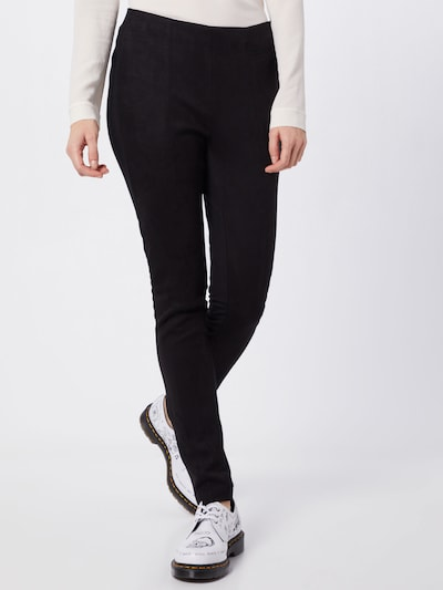 MORE & MORE Hose in schwarz, Modelansicht