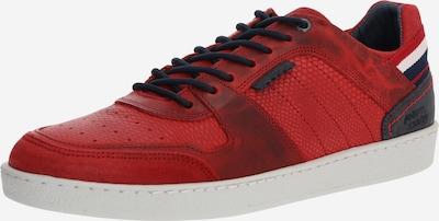 BULLBOXER Sneaker '735 K2 0146A' in navy / rot / weiß, Produktansicht