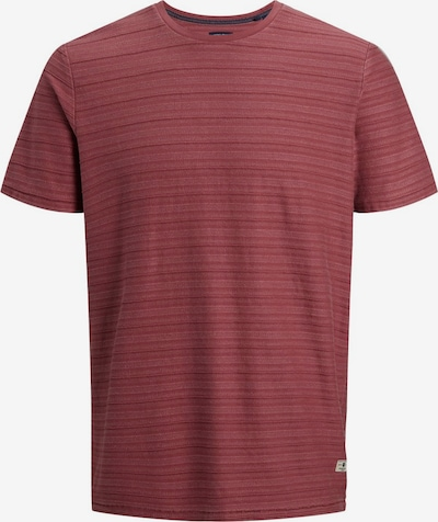 JACK & JONES T-Shirt en rouge, Vue avec produit