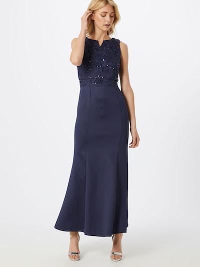 SISTERS POINT Společenské šaty - námořnická modř, Model/ka