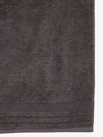 TOM TAILOR Handdoek in de kleur Antraciet, Productweergave
