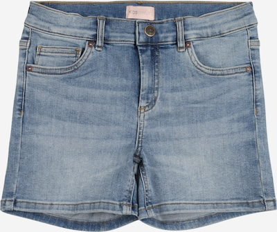 KIDS ONLY Shorts 'BLUSH' in blue denim, Produktansicht