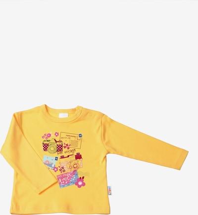 LILIPUT Langarmshirt in gelb, Produktansicht