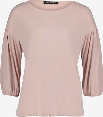 Betty Barclay Casual-Shirt mit Raffung in altrosa: Frontalansicht
