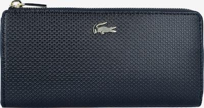 LACOSTE Geldbörse 'Chantaco' Leder 19 cm in schwarz, Produktansicht