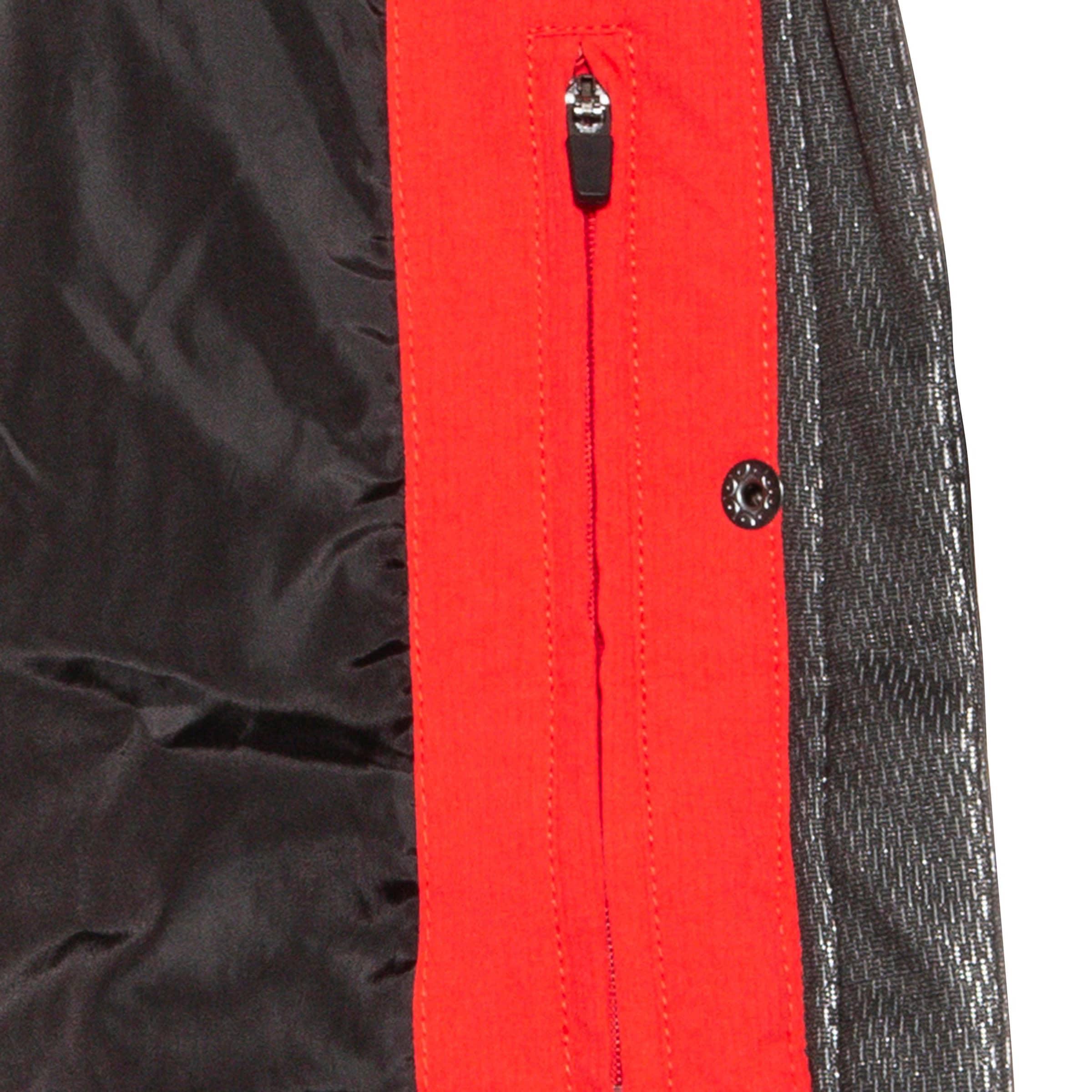 ICEPEAK Kültéri kabátok 'Blackey' piros színben