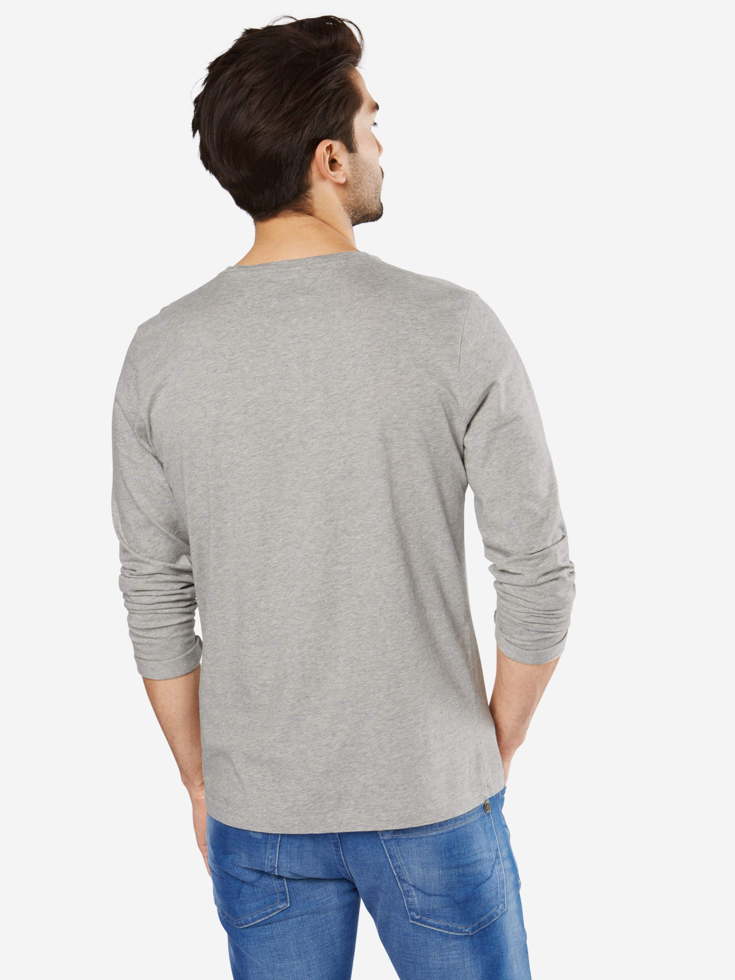 Long' 'eggo In Shirt Pepe DunkelblauGrau Jeans 2IW9HEDY