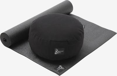 YOGISTAR.COM Yoga-set Starter Edition - Meditation in schwarz, Produktansicht