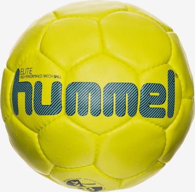 Hummel Bal in de kleur Geel / Smaragd / Zwart, Productweergave
