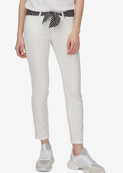 Marc O'Polo Jeans 'Lulea' in white denim, Modelansicht
