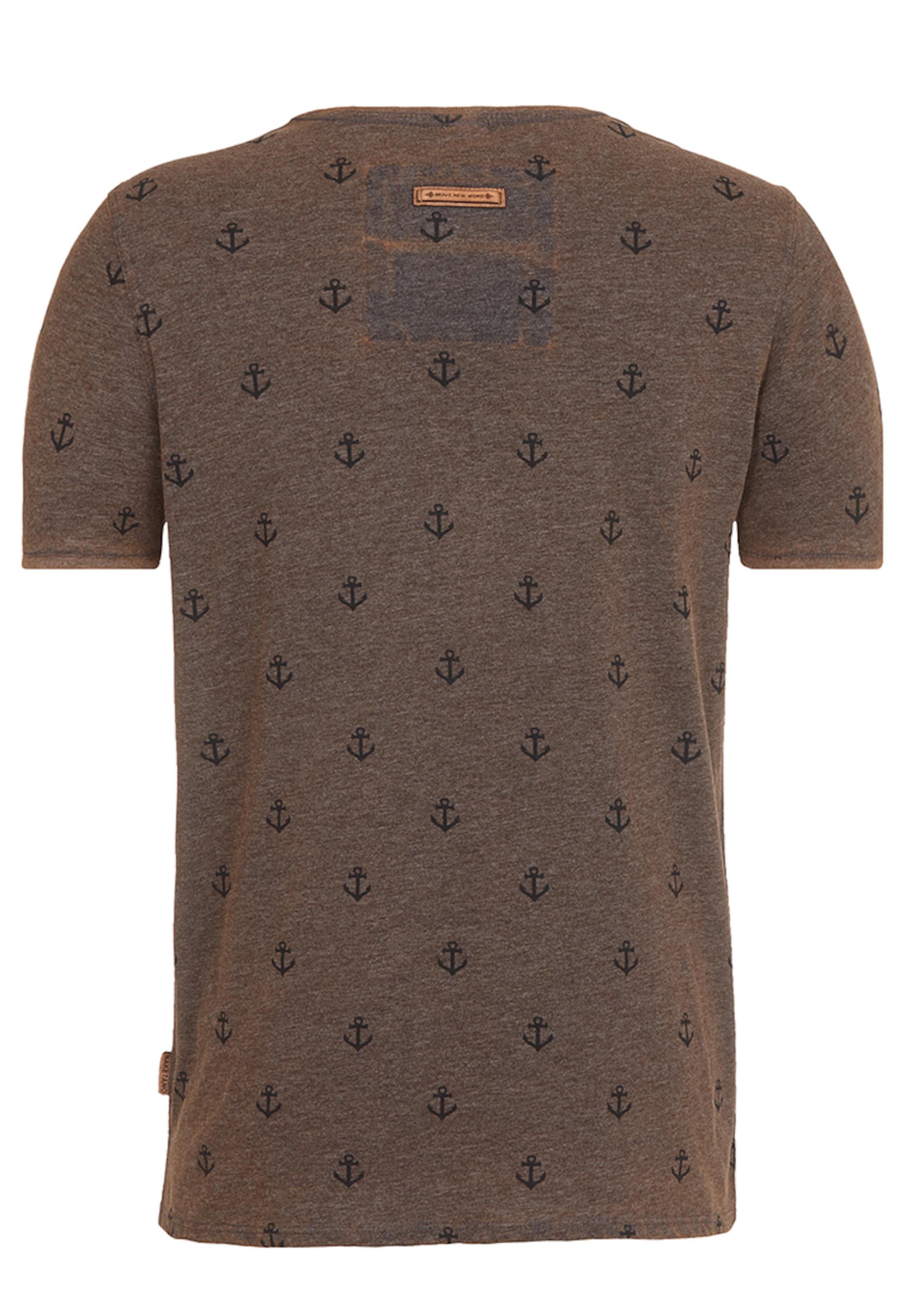 In Deutschland Verkauf Online Online-Shopping Günstigen Preis naketano T-Shirt 'El Master Del Buscho III' Freies Verschiffen Neue Ankunft Zahlen Mit Paypal Günstigem Preis 5Eh8KzsmZs
