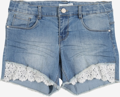 NAME IT Jeanshorts in blue denim, Produktansicht