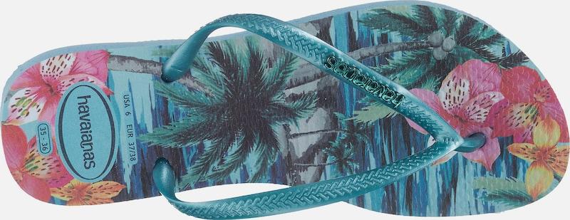 HAVAIANAS Slim Tropical Pantoletten
