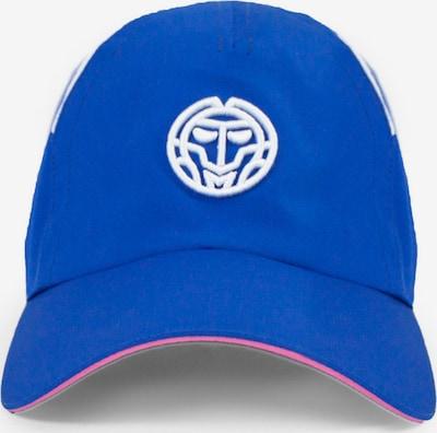 BIDI BADU Cap 'Kappe Matt Tech' in blau / weiß, Produktansicht