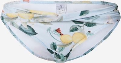 watercult Bikinihose in mischfarben / weiß, Produktansicht
