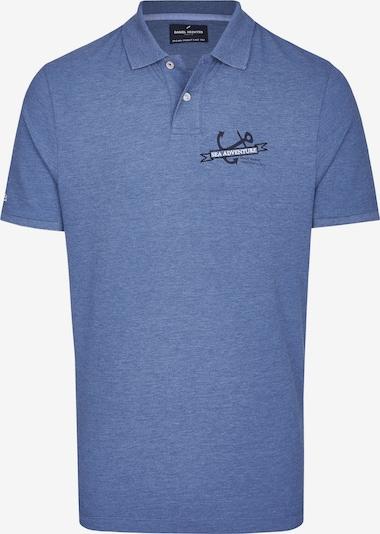 DANIEL HECHTER Shirt 'Maritimes' in blau / dunkelblau / weiß, Produktansicht