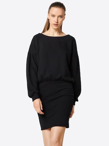 Urban Classics Dress in Black