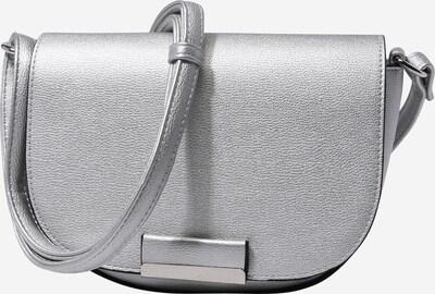 TOM TAILOR DENIM Umhängetasche 'Madrid' in silber, Produktansicht