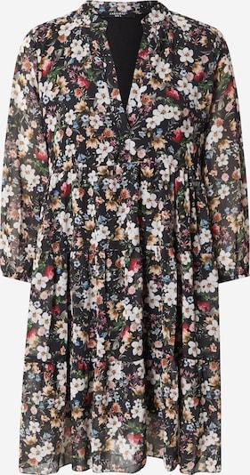ZABAIONE Robe 'Rina' en mélange de couleurs / noir, Vue avec produit