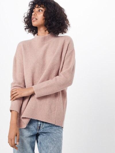 Laisvas megztinis 'Fern' iš ROCKAMORA , spalva - rožių spalva: Vaizdas iš priekio