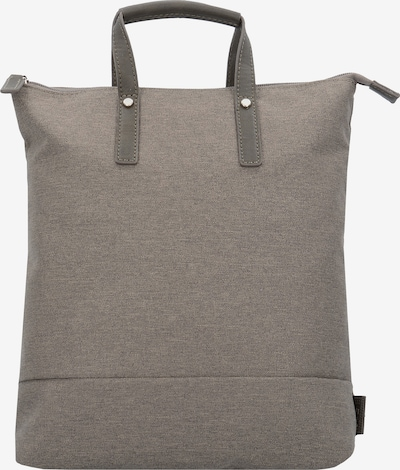 JOST Rucksack 'Bergen X-Change 3in1 Bag XS City' 32 cm in taupe, Produktansicht