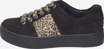SEMLER Sneakers in braun / schwarz, Produktansicht
