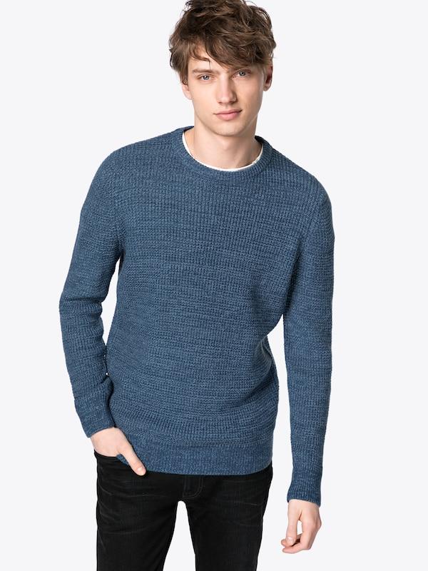 NEW LOOK Pullover 'TUCK STITCH CREW'