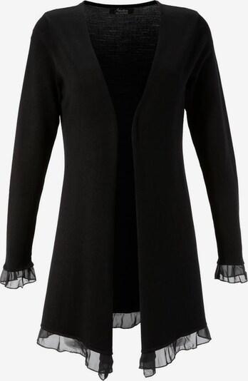 VIVANCE Cardigan in schwarz, Produktansicht