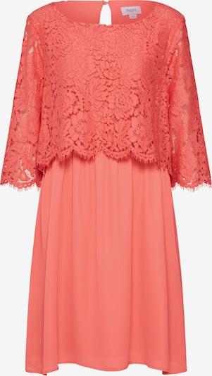 SAINT TROPEZ Kleid in koralle, Produktansicht