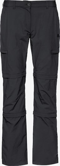 OCK Zipphose in schwarz, Produktansicht