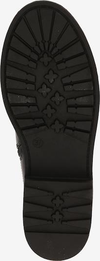 ABOUT YOU Boots 'Samia' en noir: Vue de dessous