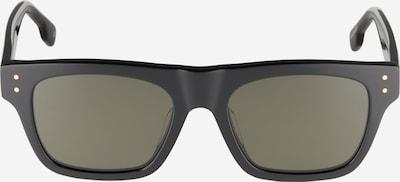 LE SPECS Sonnenbrille 'MOTIF' in schwarz, Produktansicht