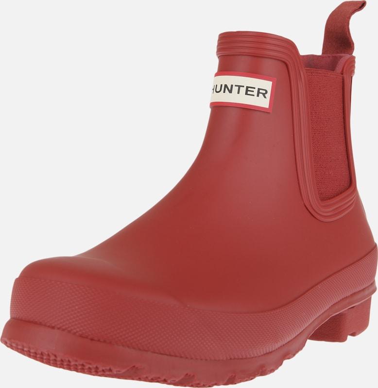 Haltbare Mode billige billige billige Schuhe HUNTER | Gummistiefel mit Stretch-Einsätzen Schuhe Gut getragene Schuhe 60f9b6