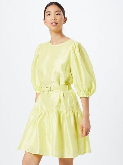 VERO MODA Šaty - citronově žlutá, Model/ka