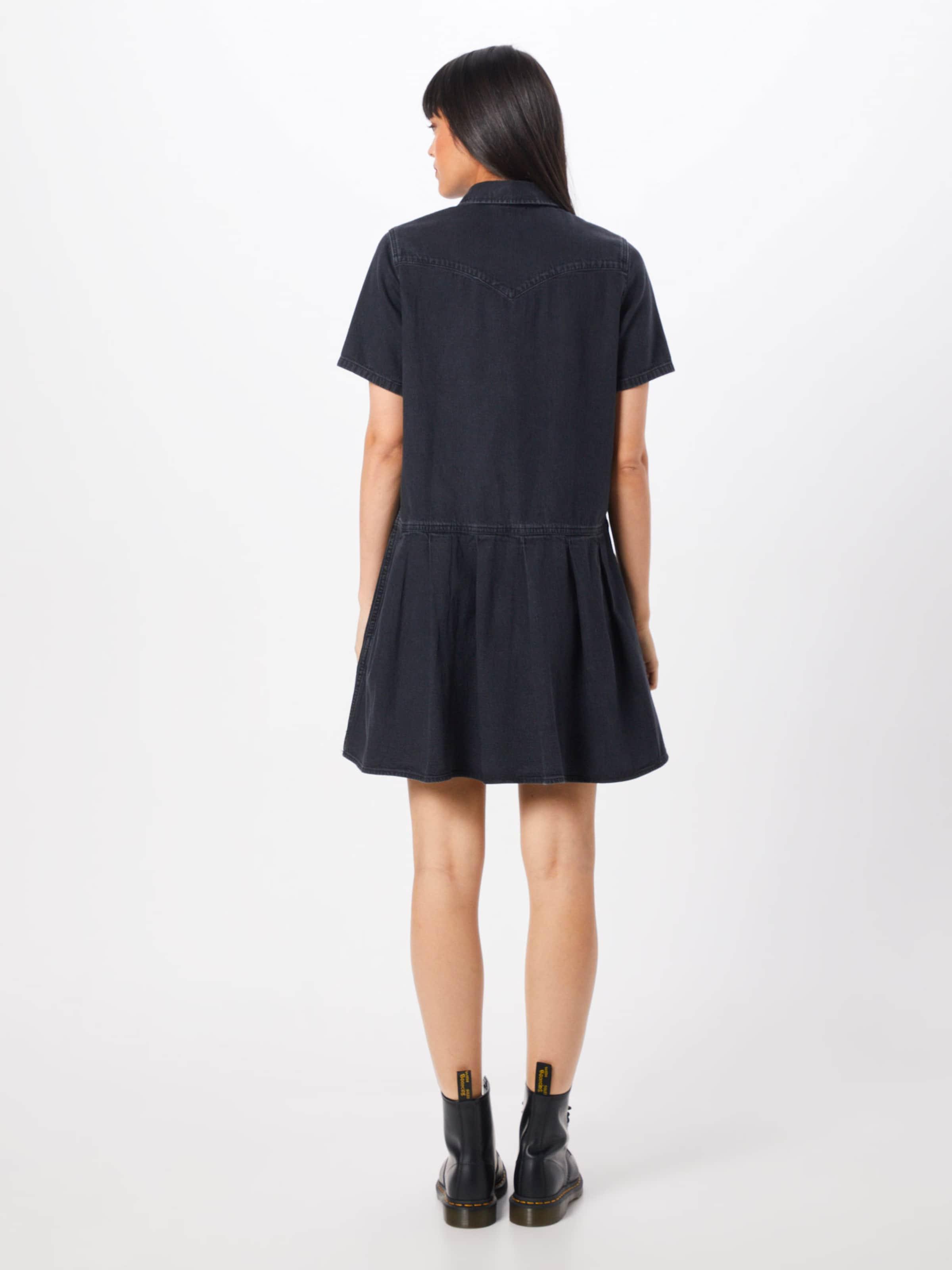 Levi's En Robe 'mirai' chemise Noir vNn80mwO